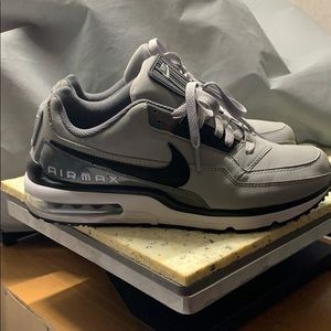 Nike air max's worn only a hand full of times.